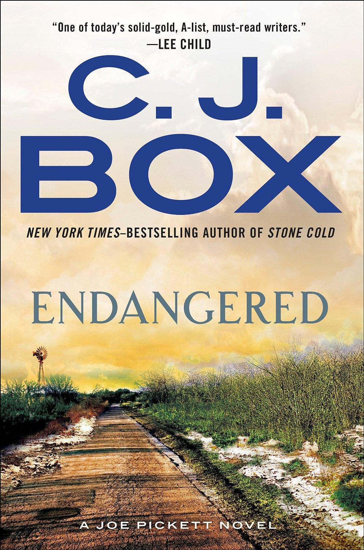 C.J. Box Books- Joe Pickett Series #6-10