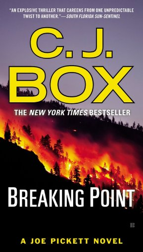 C.J. Box Breaking Point