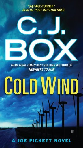 C.J. Box Cold Wind