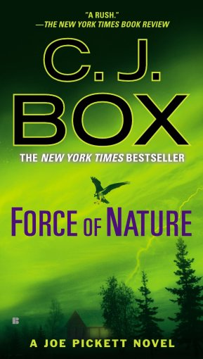 C.J. Box Force Of Nature