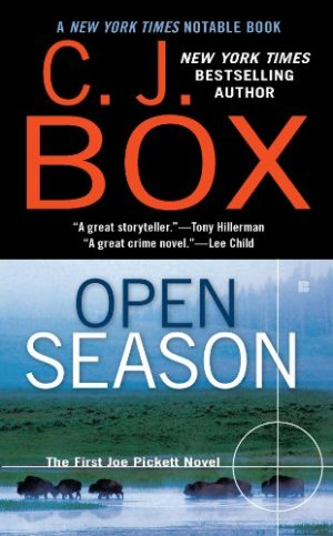 C.J. Box Open Season