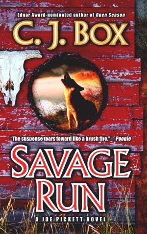 Savage Run by C.J. Box (English) MP3 CD Book