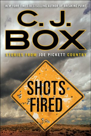 Click the book cover to read reviews of Shots Fired on Amazon